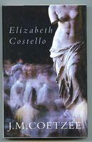 Elizabeth Costello. Eight Lessons
