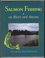 Salmon Fishing on River and Stream