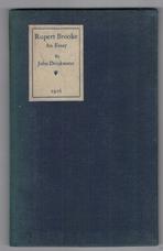 Rupert Brooke. An Essay