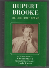 Rupert Brooke. The Collected Poems