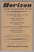 Horizon. Review of Literature & Art. Vol. VIII, No. 48, December 1943