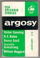 Argosy Volume XXV No.1