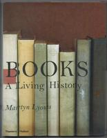 Books. A Living History