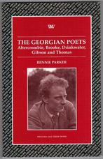 The Georgian Poets. Abercrombie, Brooke, Drinkwater, Gibson and Thomas