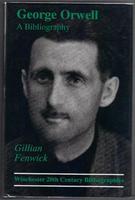George Orwell. A Bibliography