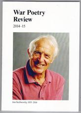 The War Poetry Review. The Journal of the War Poets Association 2014-2015