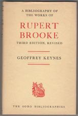A Bibliography of the Works of Rupert Brooke