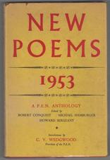 New Poems 1953. A P.E.N. Anthology