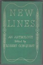 New Lines. An Anthology