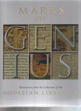 Marks of Genius. Masterpieces from the Bodleian Libraries