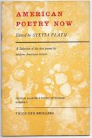 A Critical Quarterly Poetry Supplement. Number 2. American Poetry Now