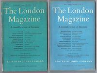 THE LONDON MAGAZINE: VOLUME 1 No.1 and No.4, VOLUME 2 No.1 and No.7, VOLUME 3 No.2 and No.4