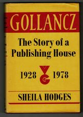 Gollancz. The Story of a Publishing House 1928—1978