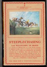 Steeplechasing