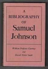 A Bibliography of Samuel Johnson