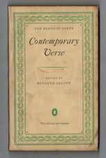 The Penguin Poets, Contemporary Verse